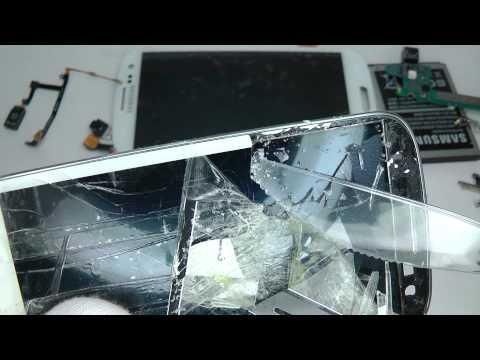 Jak samemu wymienić ekran w Samsungu Galaxy S3