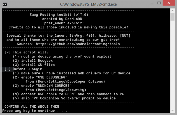 Easy_Rooting_Toolkit