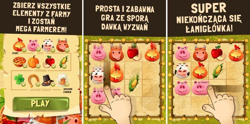 Flick Farm screens