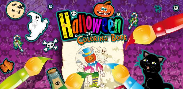 Kolorowanka Halloween