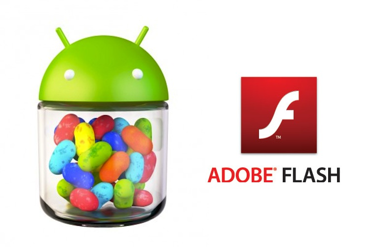 Android 4.1 Jelly Bean z Adobe Flash Player [instalacja]