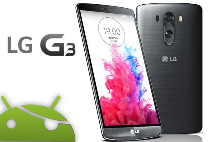 LG G3 Root