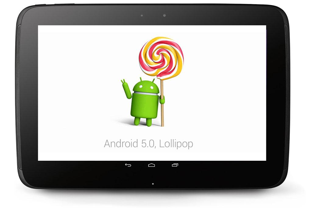 Nexus Android 5.0 Lollipop