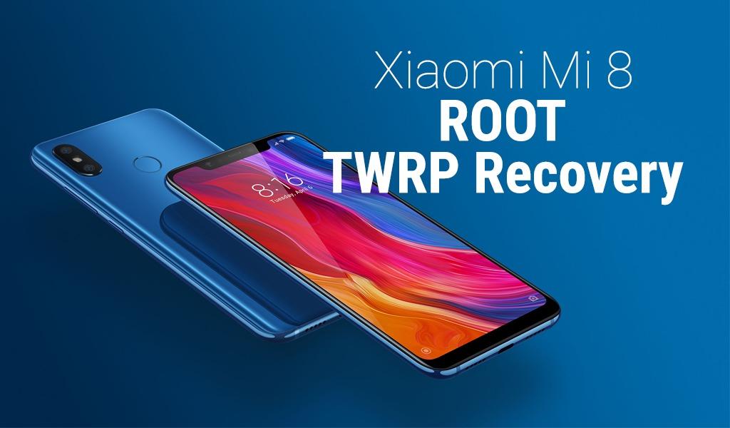Root w Xiaomi Mi 8 i instalowanie TWRP Recovery