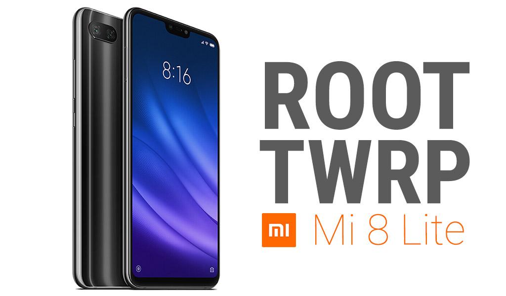 Jak uzyskać root w Xiaomi Mi 8 Lite i wgrać TWRP Recovery