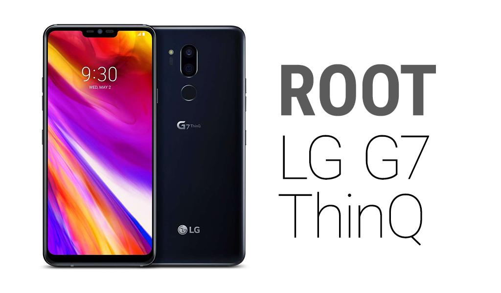 Root w LG G7 ThinQ (LM-G710EM)